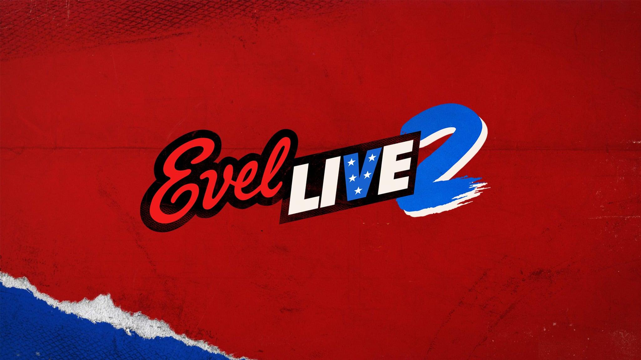 Evel Live 2 at San Bernardino International Airport