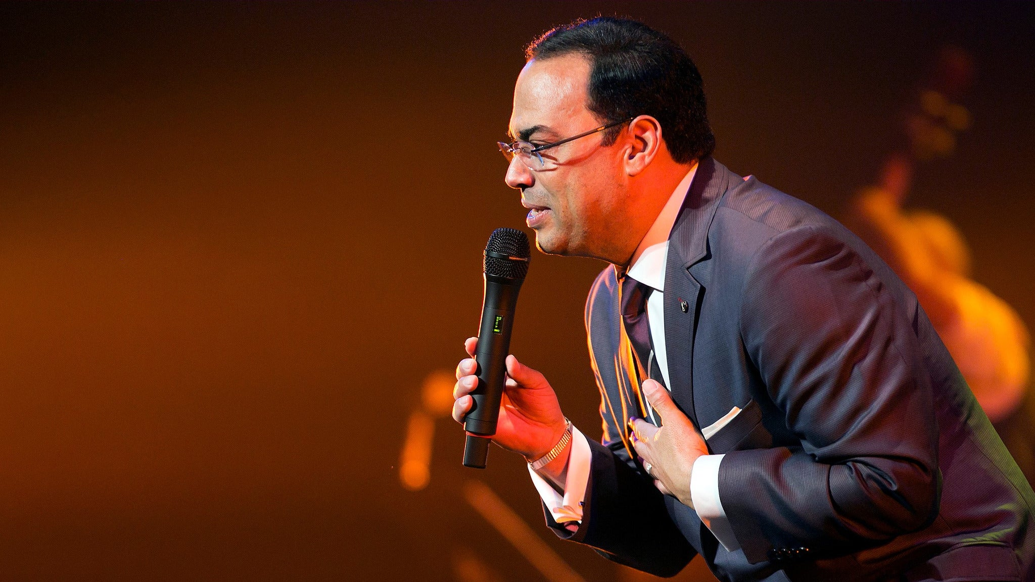 Gilberto Santa Rosa at Seminole Hard Rock Tampa Event Center