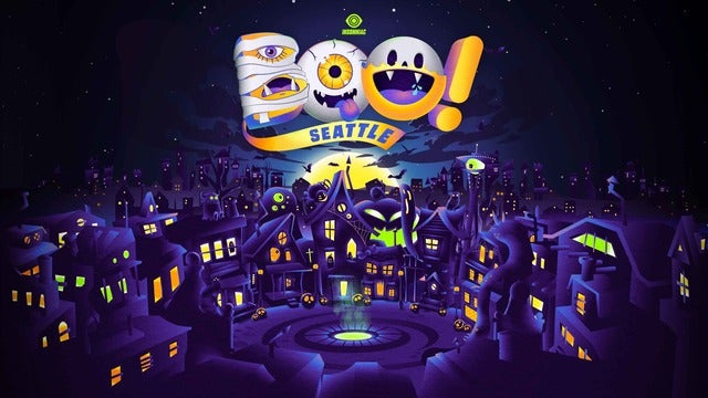 Boo! Seattle 2-Day Pass (includes both Friday and Saturday)