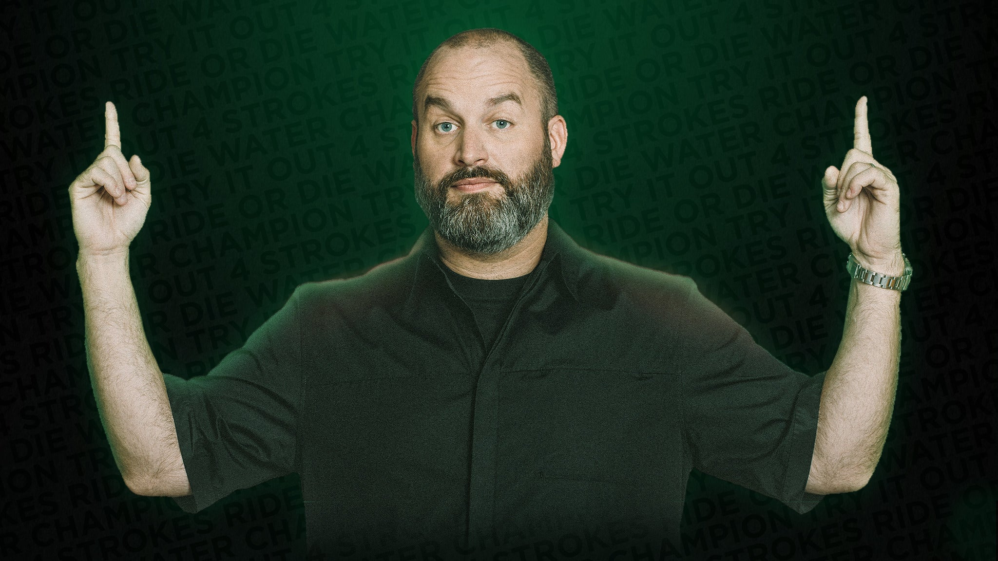 Tom Segura: Take It Down Tour