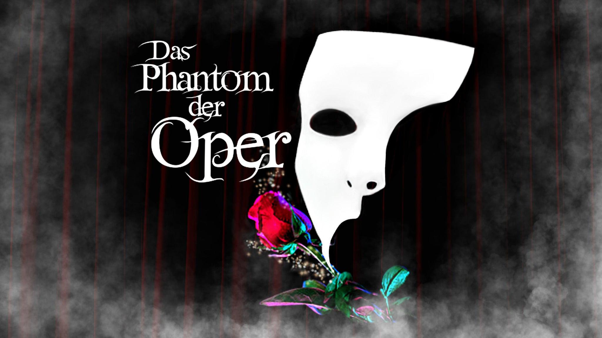 Das Phantom der Oper (N.C. Weber)