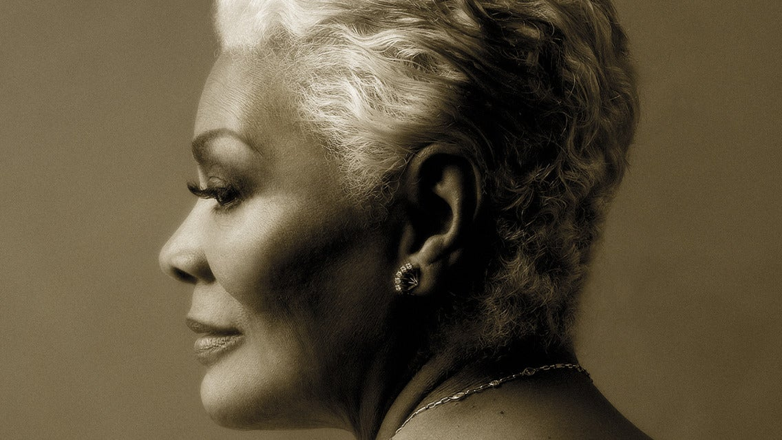 Dionne Warwick Shes Back: One Last Time Tour 2020 tickets (Copyright © Ticketmaster)
