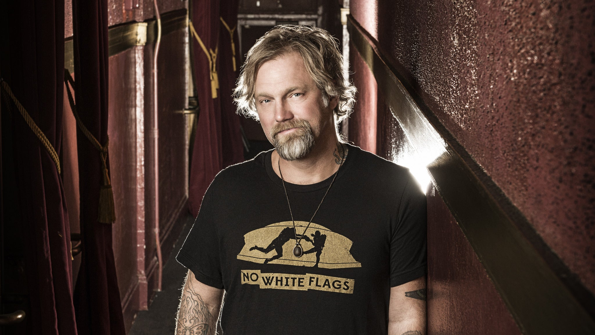 Anders Osborne at Infinity Hall - Norfolk