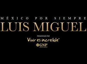 Luis Miguel: México Por Siempre