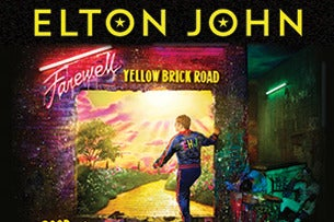 Elton John Hydro Seating Plan