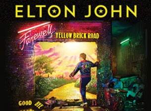 Elton John tickets (Copyright © Ticketmaster)