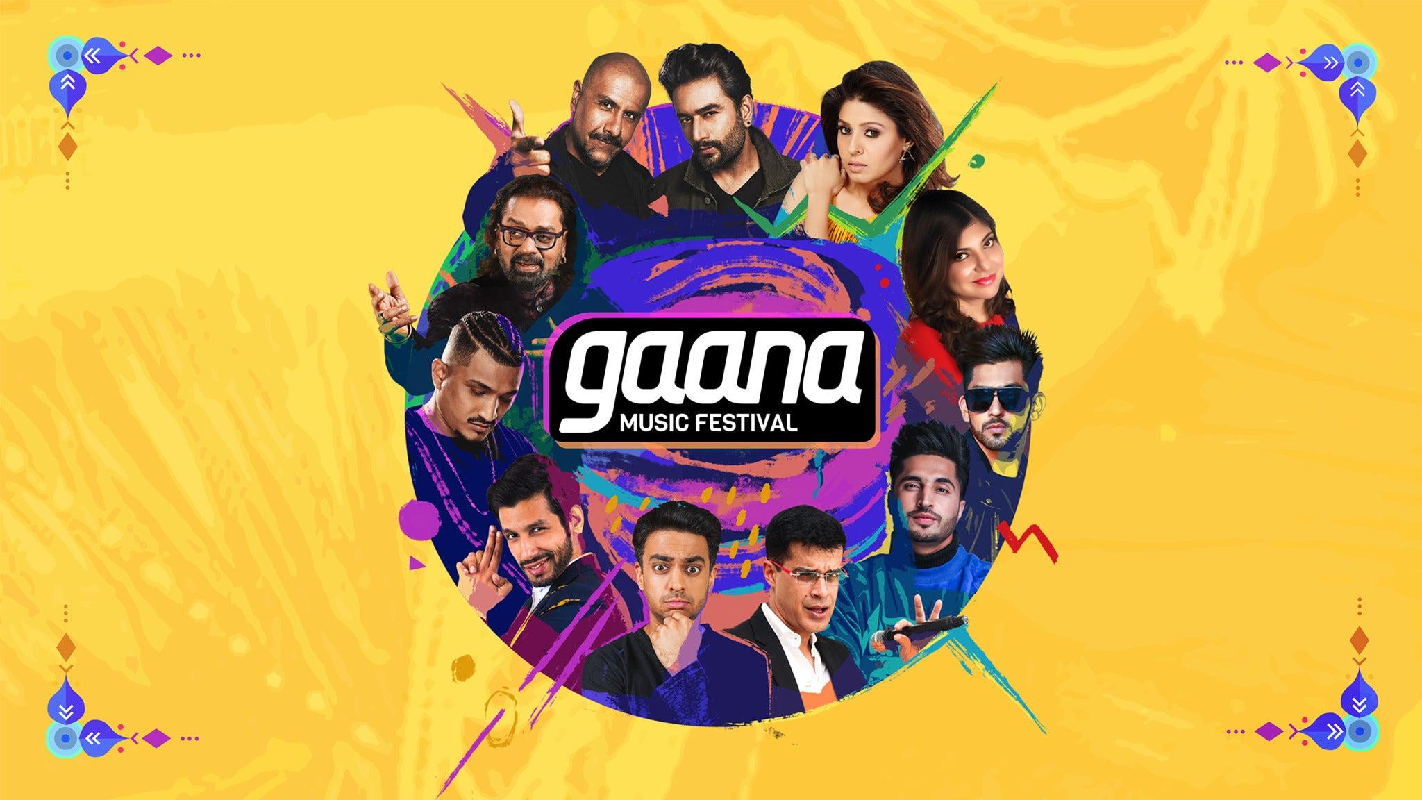 Gaana Music Festival 2019 - California