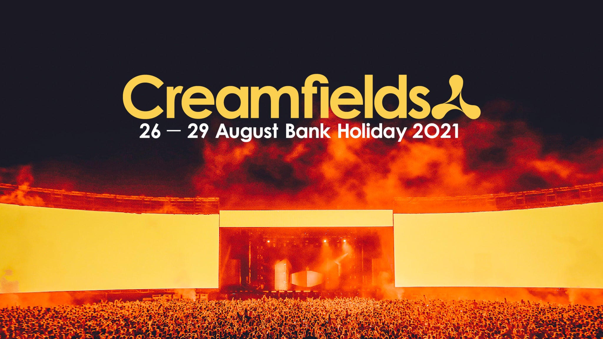 Creamfields 2021 - Sunday Ticket tickets (Copyright © Ticketmaster)