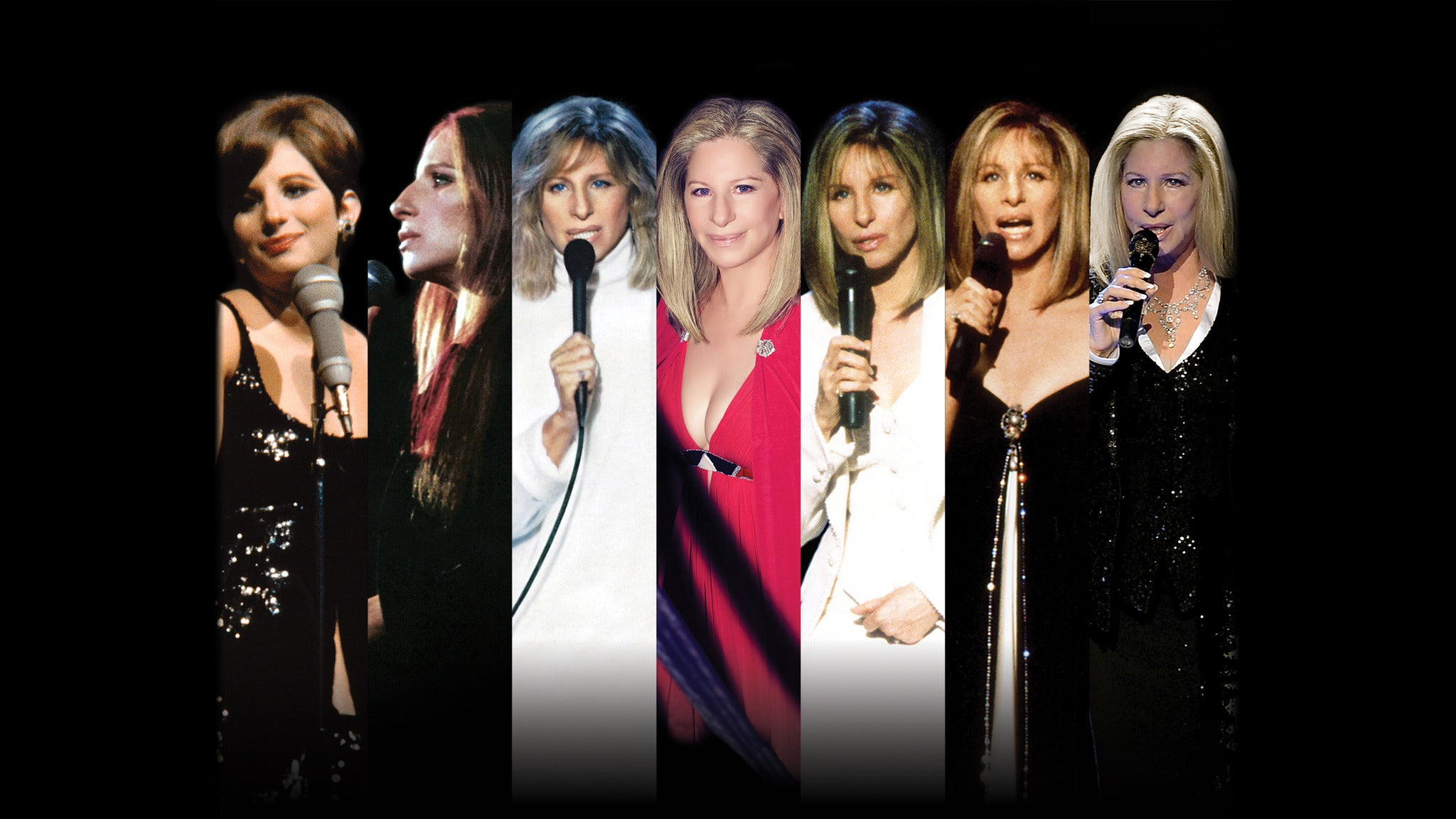 Barbra Streisand at AmericanAirlines Arena