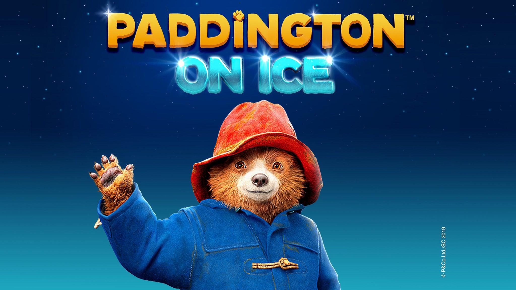 Paddington On Ice