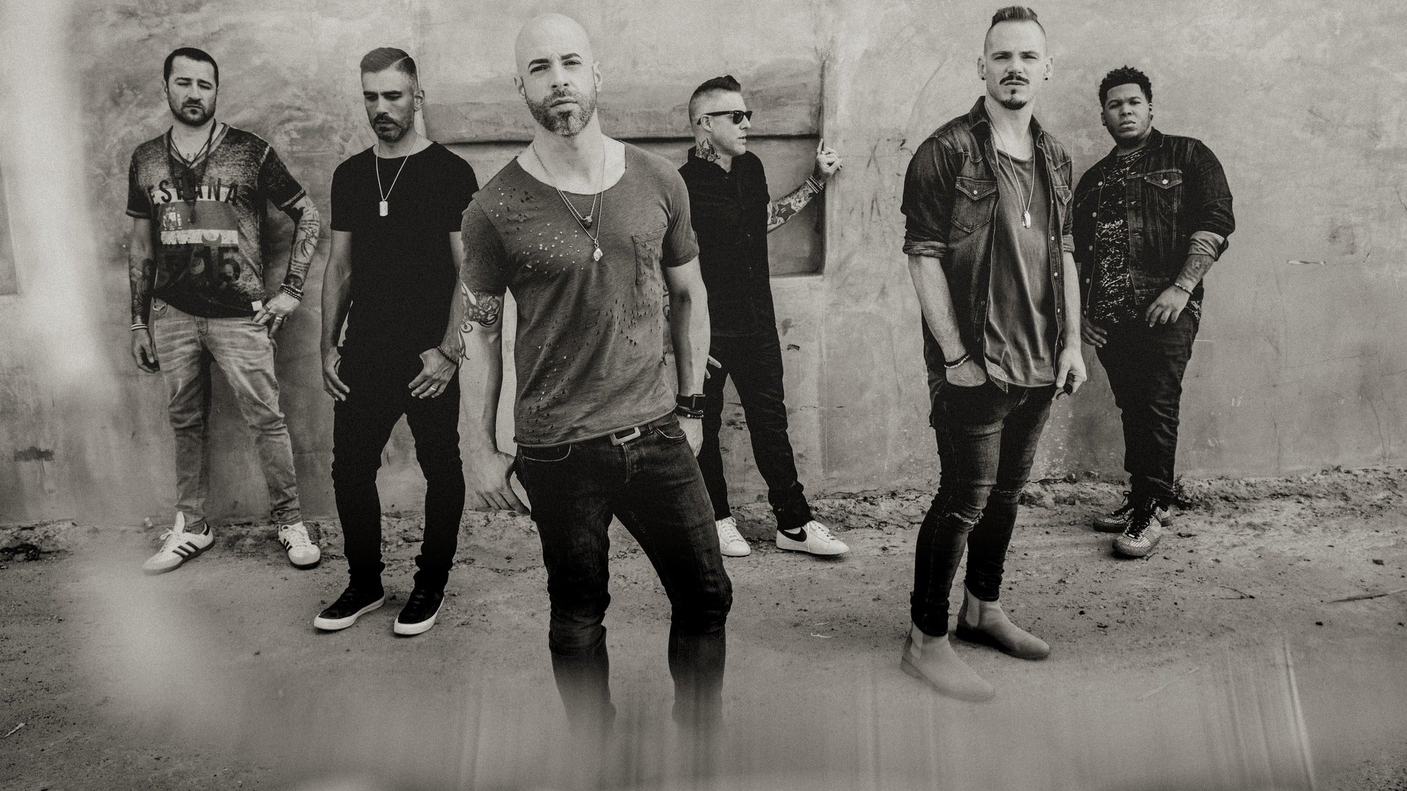 Daughtry at Five Flags Center