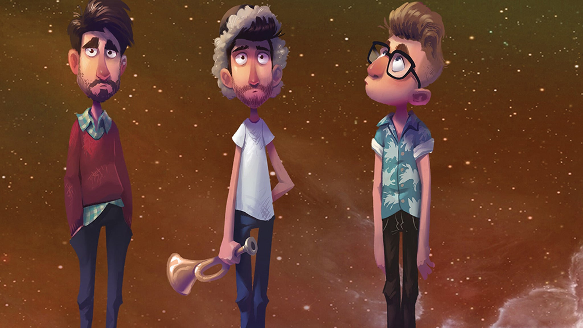 AJR: THE CLICK TOUR at The Fillmore