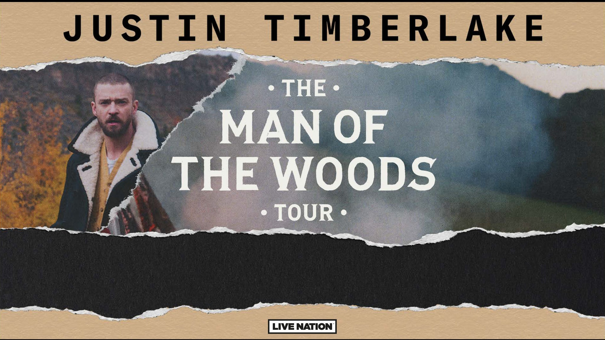 image for event Justin Timberlake