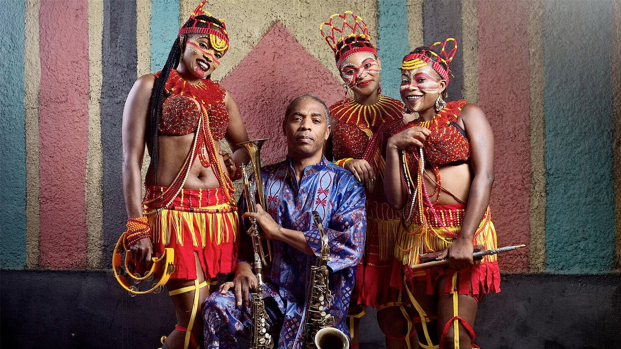 Femi Kuti at Headliners Music Hall - Louisville, KY 40204