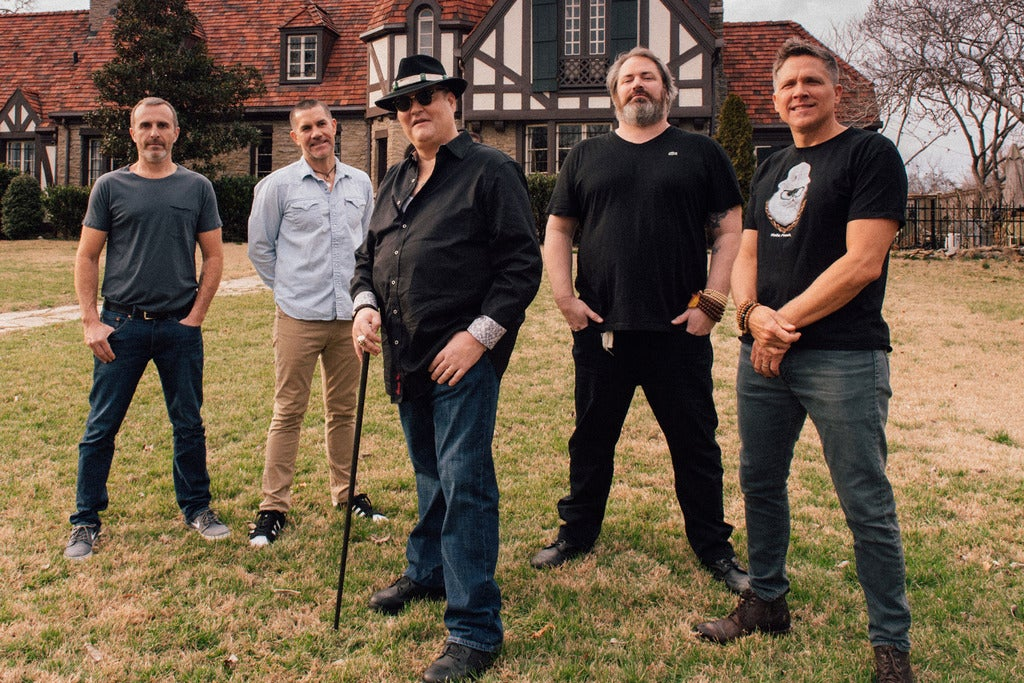 POSTPONED-Blues Traveler- Four Live!