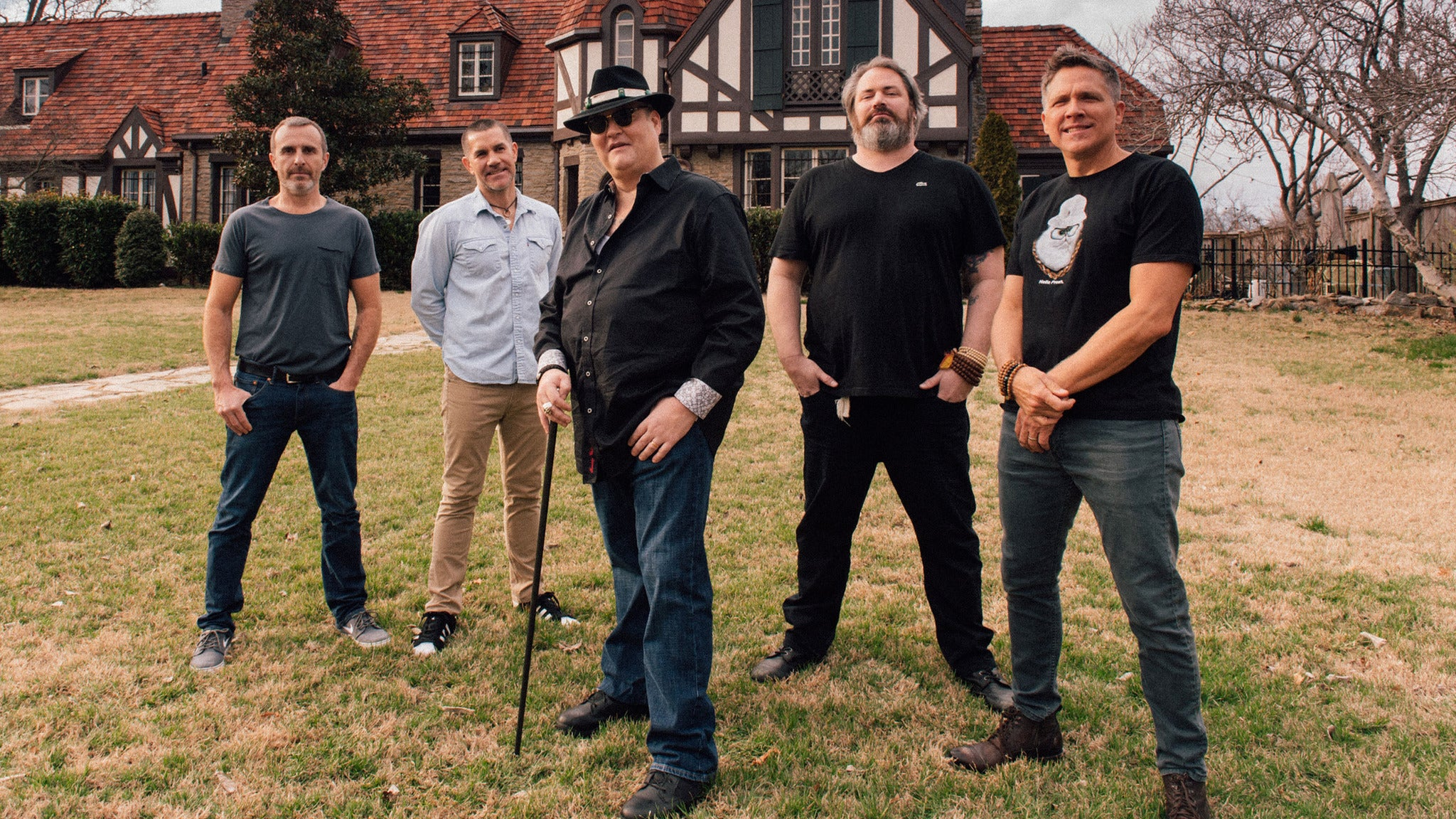 Blues Traveler - Four Live Tour at Pantages Theatre
