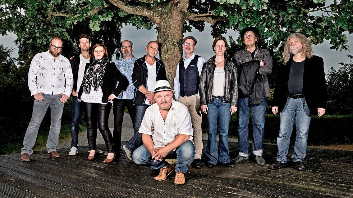 Axel Prahl & das Inselorchester