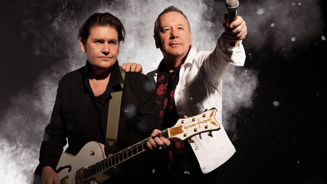Simple Minds: Walk Between Worlds Tour