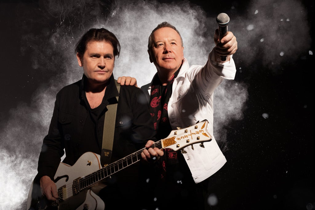 Simple Minds - 40 Years Of Hits Tour 2020