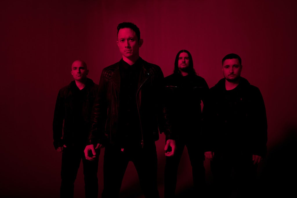 Trivium - The Sin and The Sentence World Tour