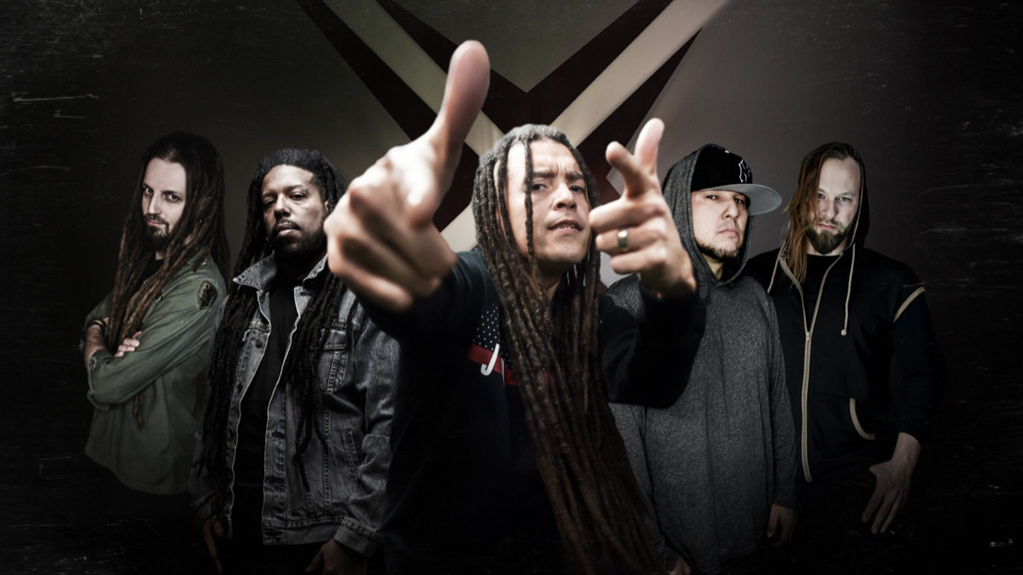 Nonpoint, Days Under Authority, Stoneshiver, Nine Shrines