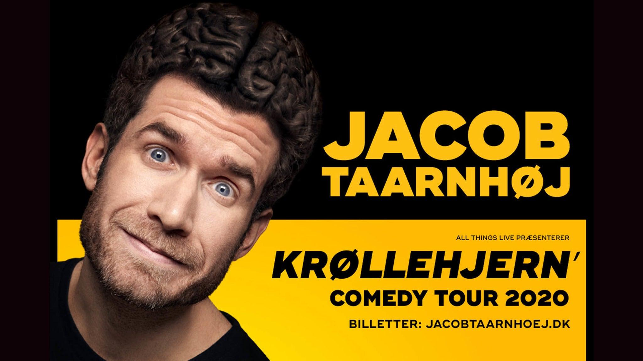 JACOB TAARNHØJ – KRØLLEHJERN'