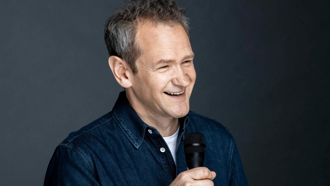 Alexander Armstrong - All Mouth and Some Trousers Seating Plans