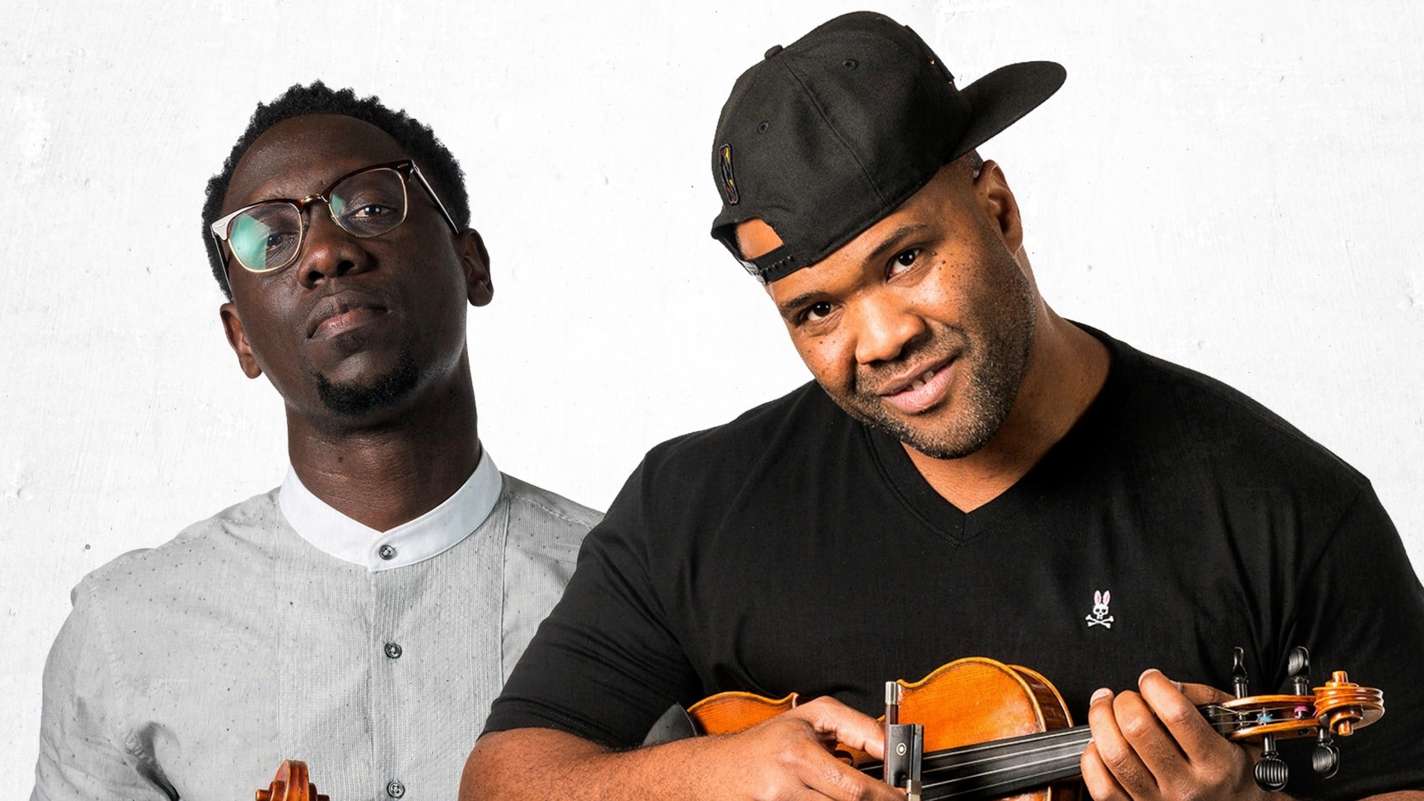 Black Violin at Genesee Theatre