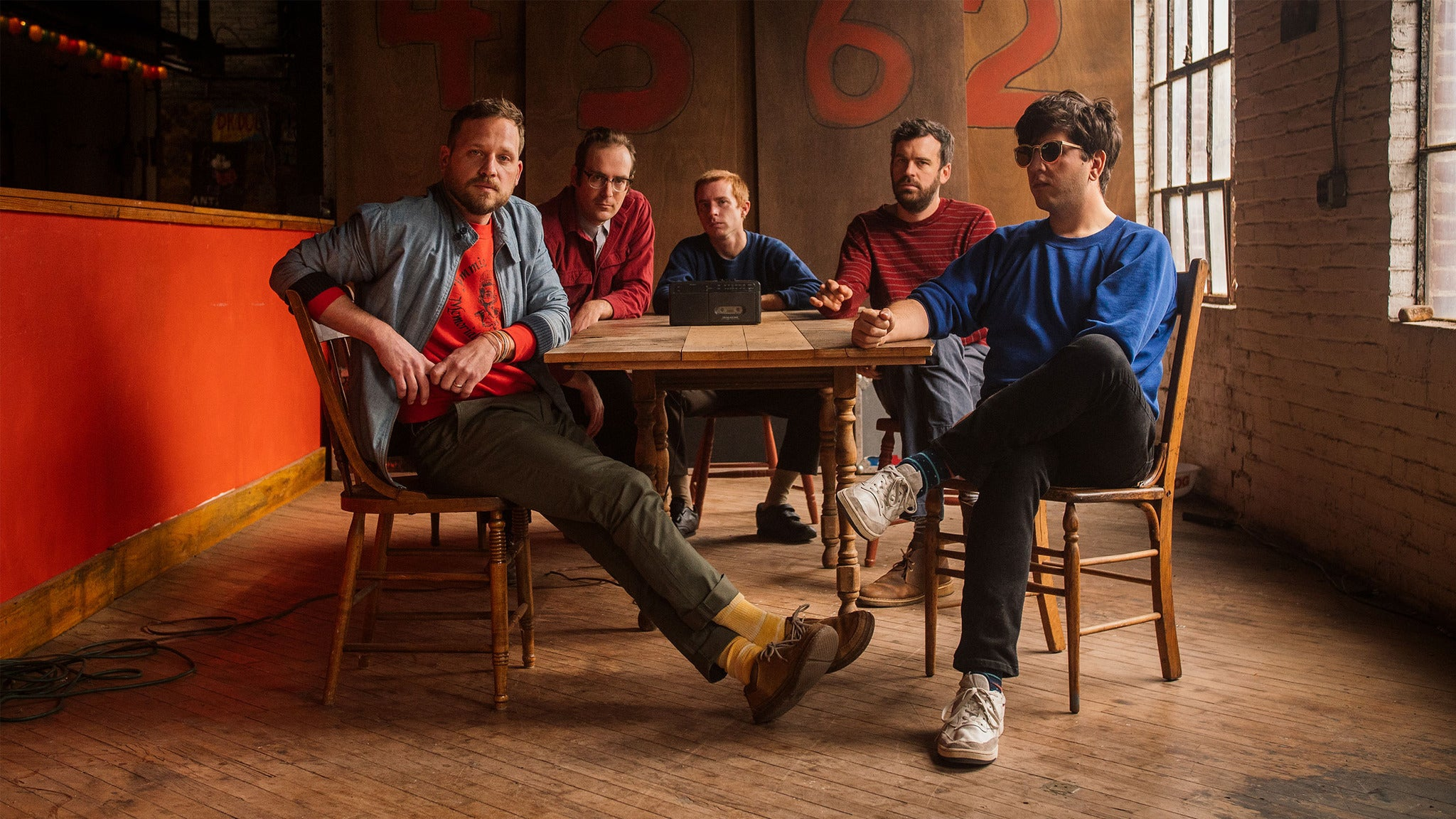 Dr. Dog w/ The Nude Party at Bluebird Nightclub