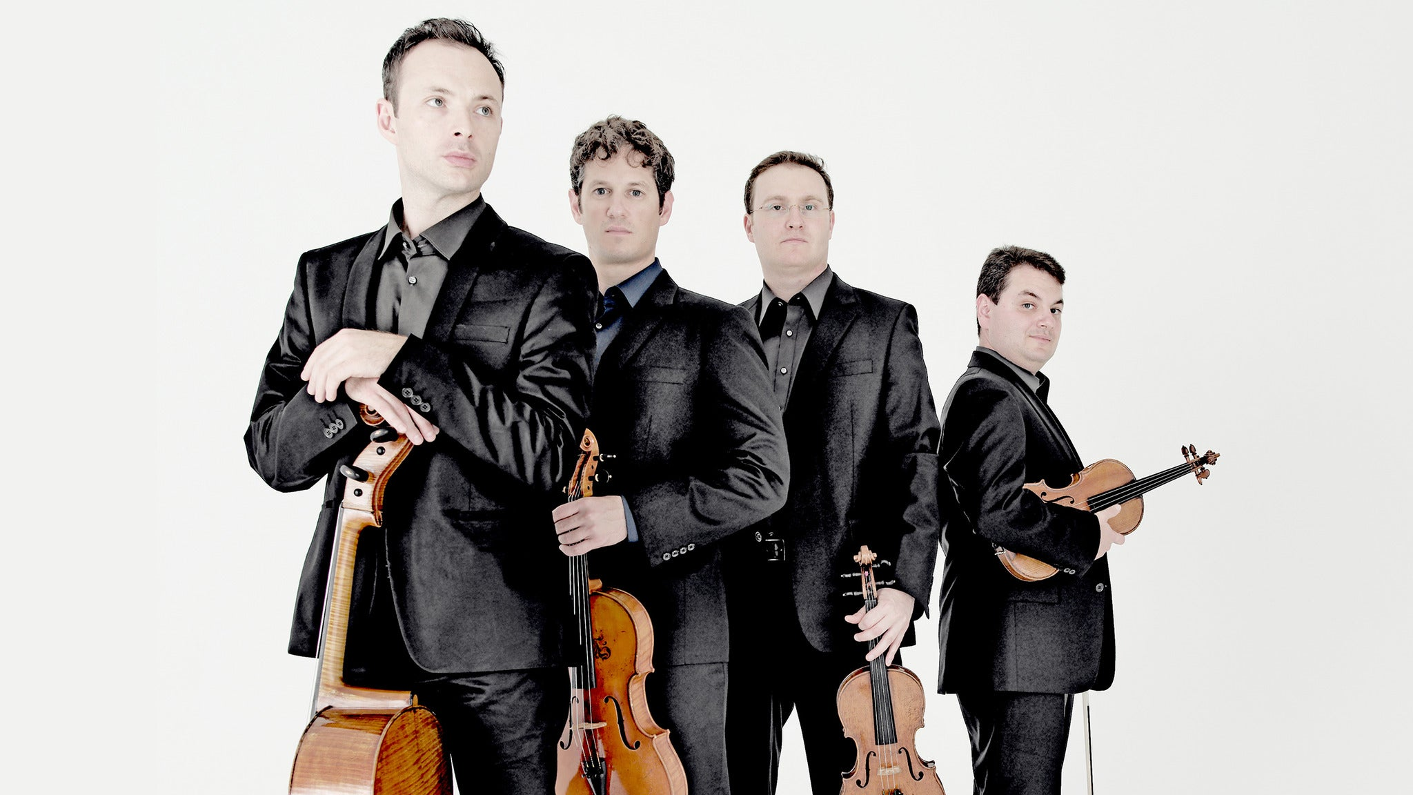 The Jerusalem Quartet, Violins of Hope