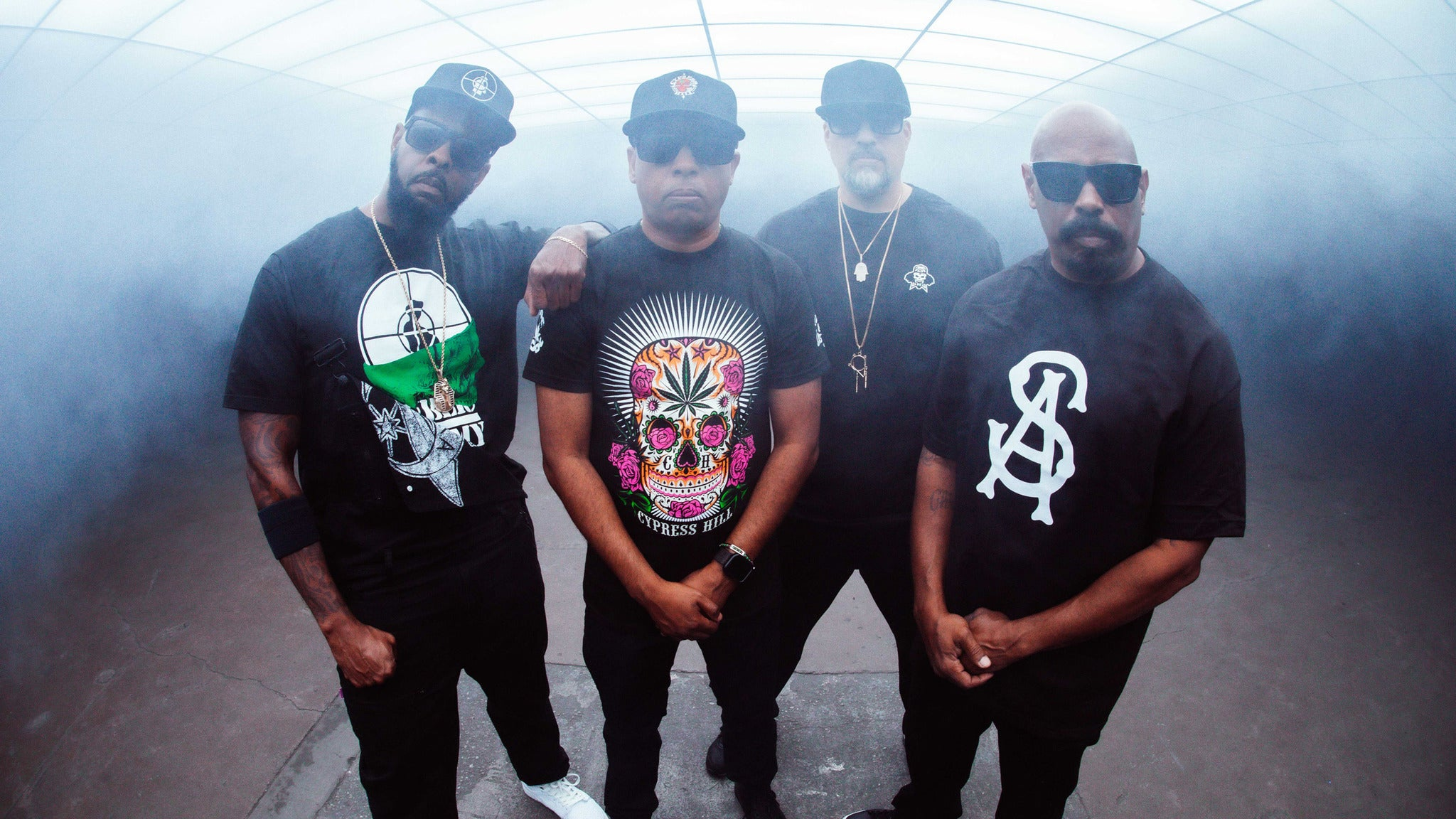 Cypress Hill & Atmosphere plus special guest Z-Trip