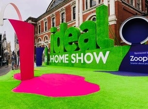 Ideal Home Show - Postponed Event Title Pic