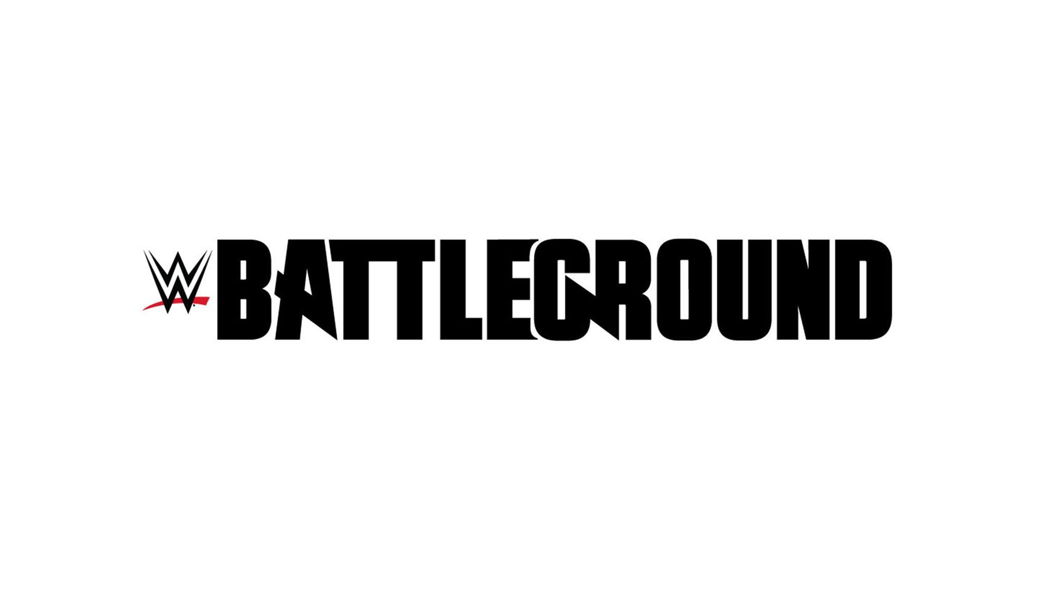 WWE Battleground at Verizon Center