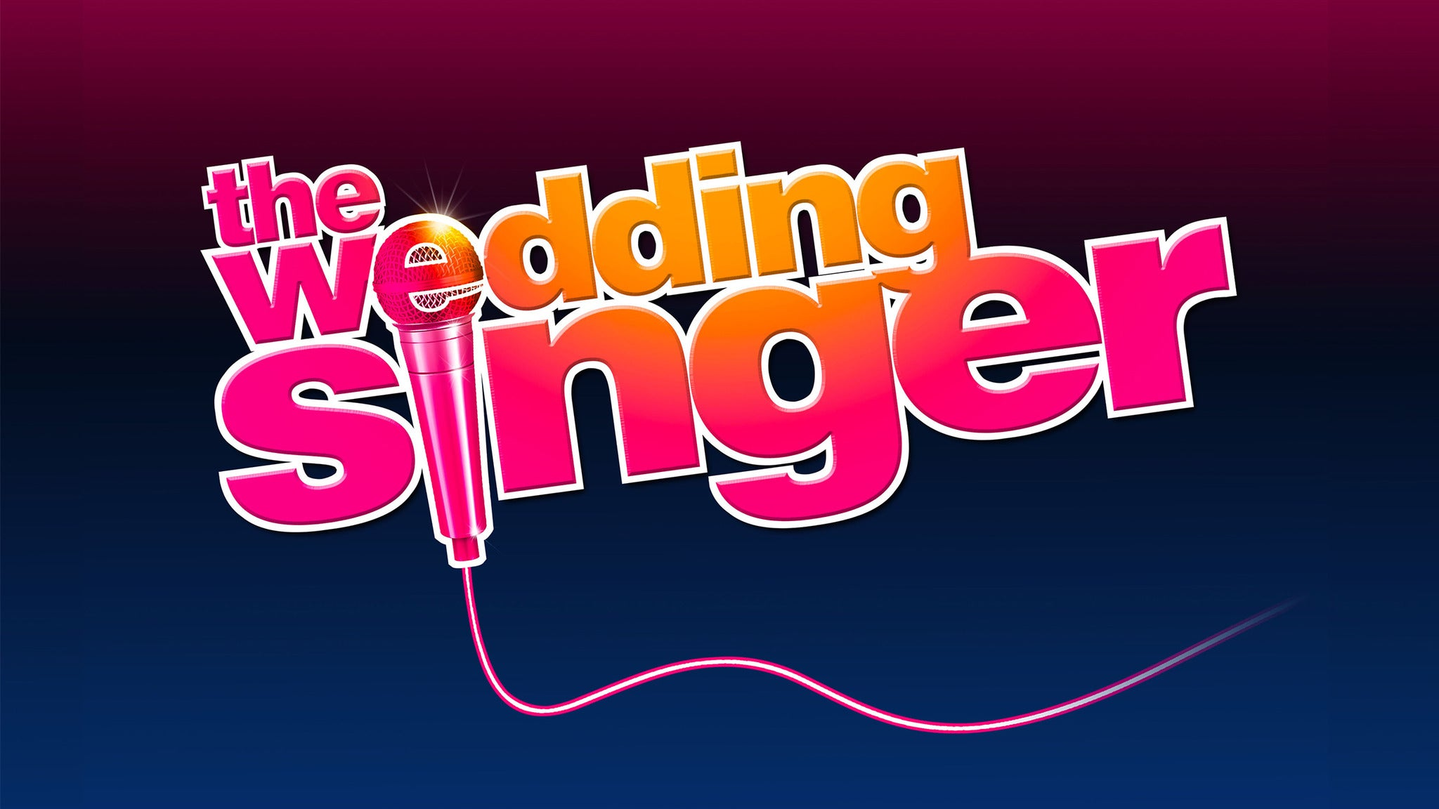The Wedding Singer at Anderson Theater - Marietta, GA 30060