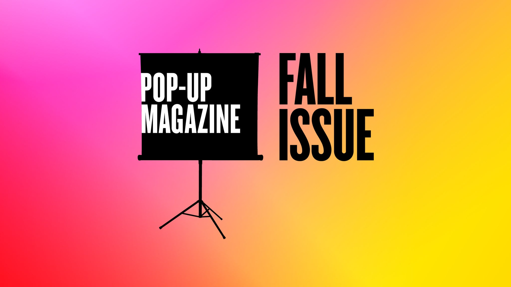 Pop-Up Magazine at Paramount Theatre-Oakland