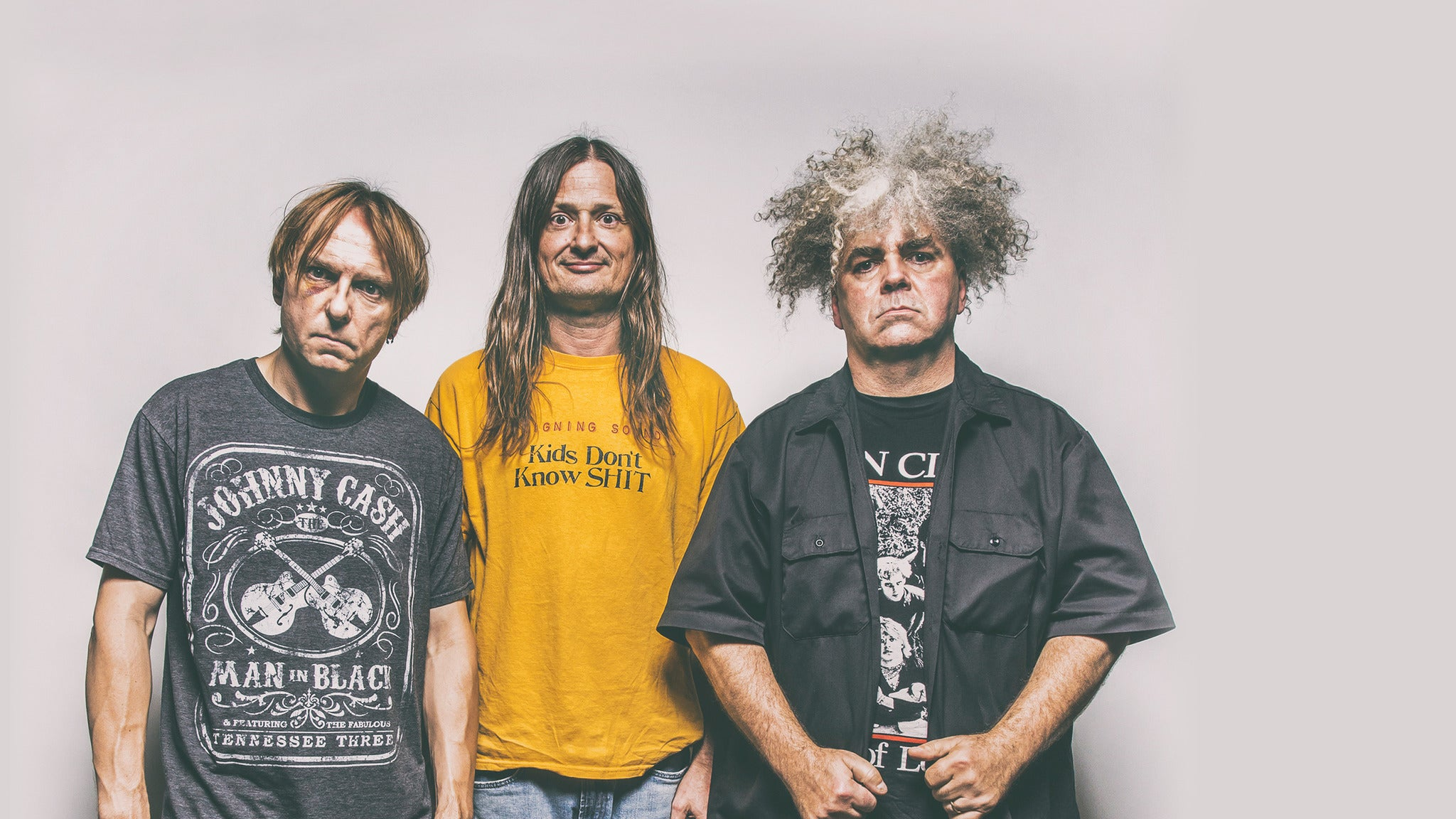 Melvins at The Aquarium (Dempsey's Upstairs)