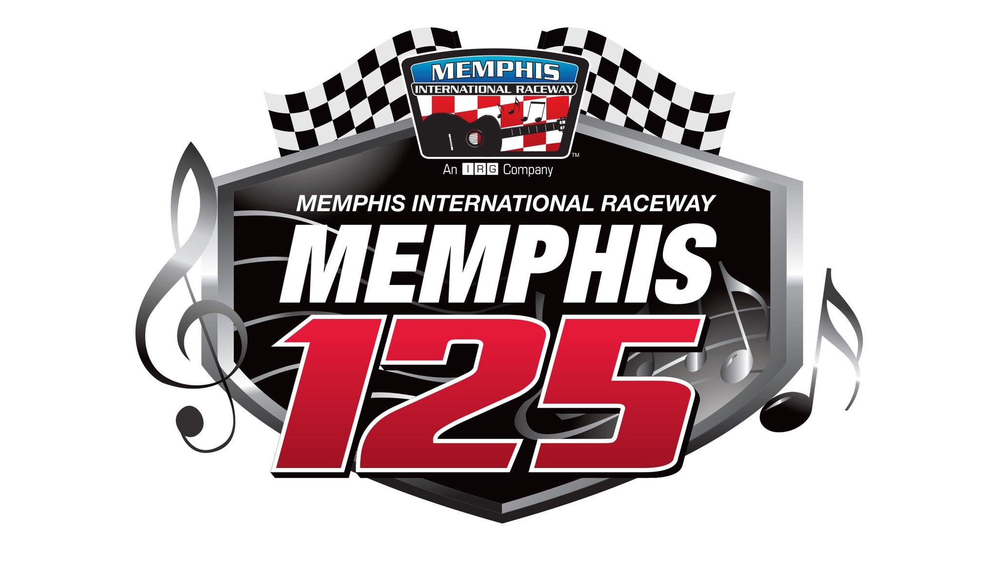 Memphis 125 Open Practice at Memphis International Raceway
