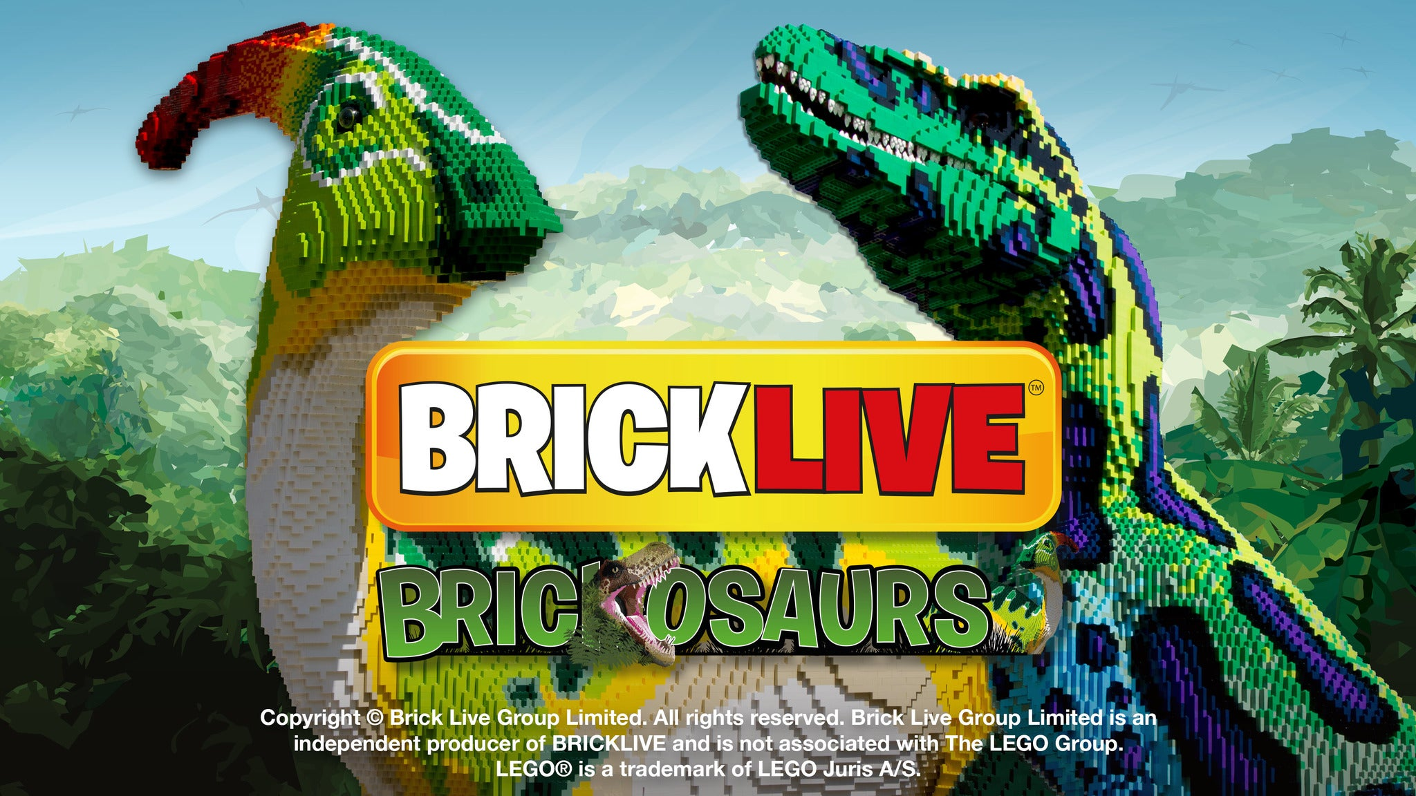 BRICKLIVE - the LEGO® Fan Event