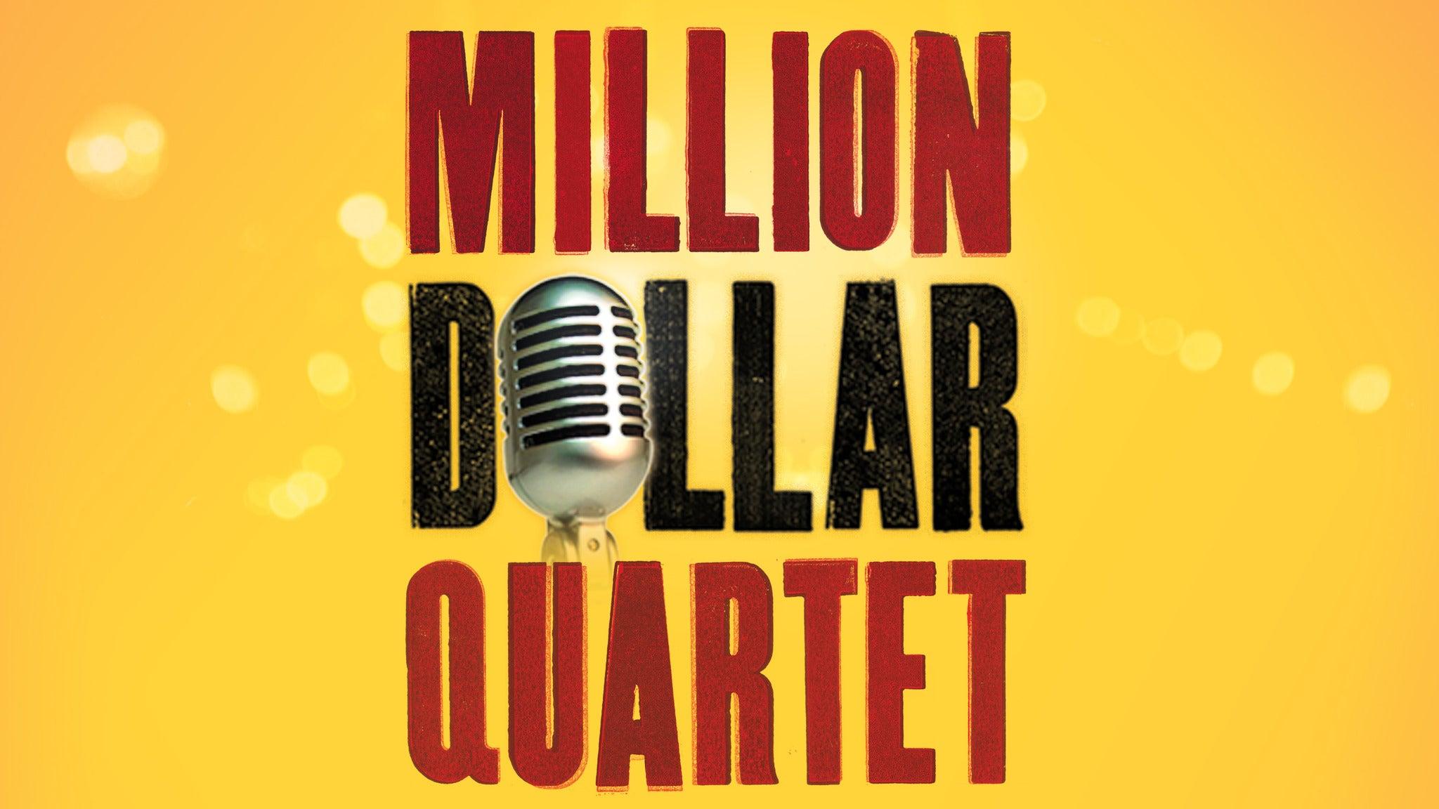 Marriott Theatre Presents: Million Dollar Quartet