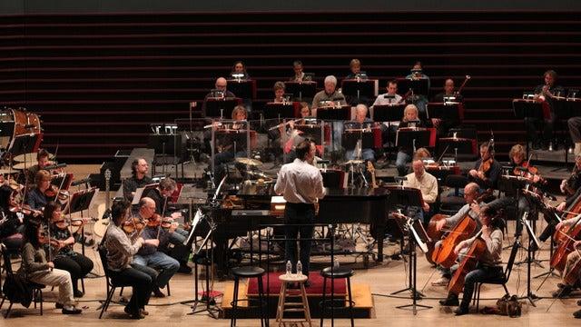 Calgary Philharmonic Orchestra live