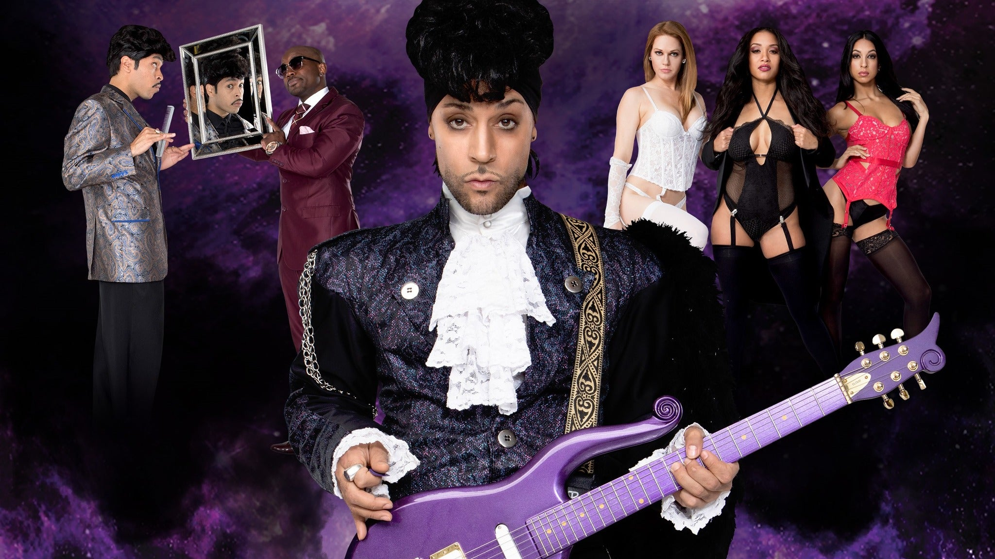 Purple Reign - THE Prince Tribute Show