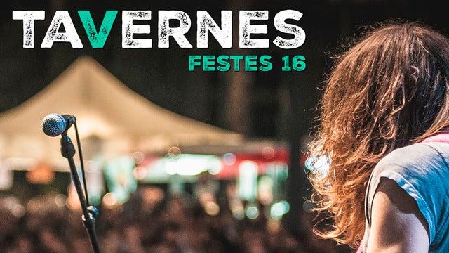 Macroconcert Festes Tavernes 2016