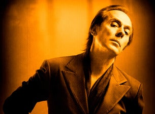 Peter Murphy -40 Years of Bauhaus featuring David J