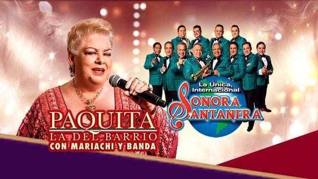 Paquita La Del Barrio w/ Marisela