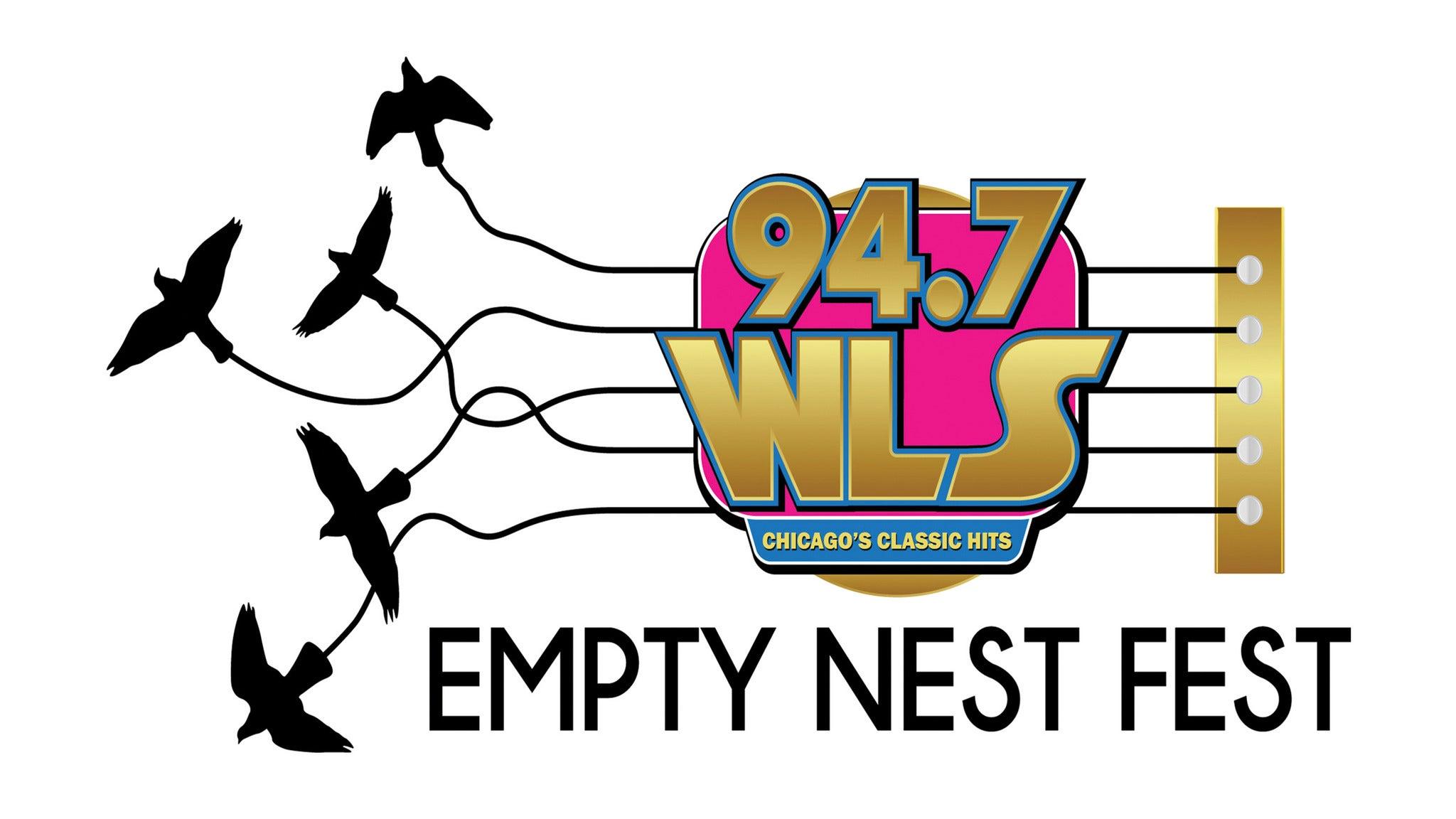 WLS 94.7 Empty Nest Fest
