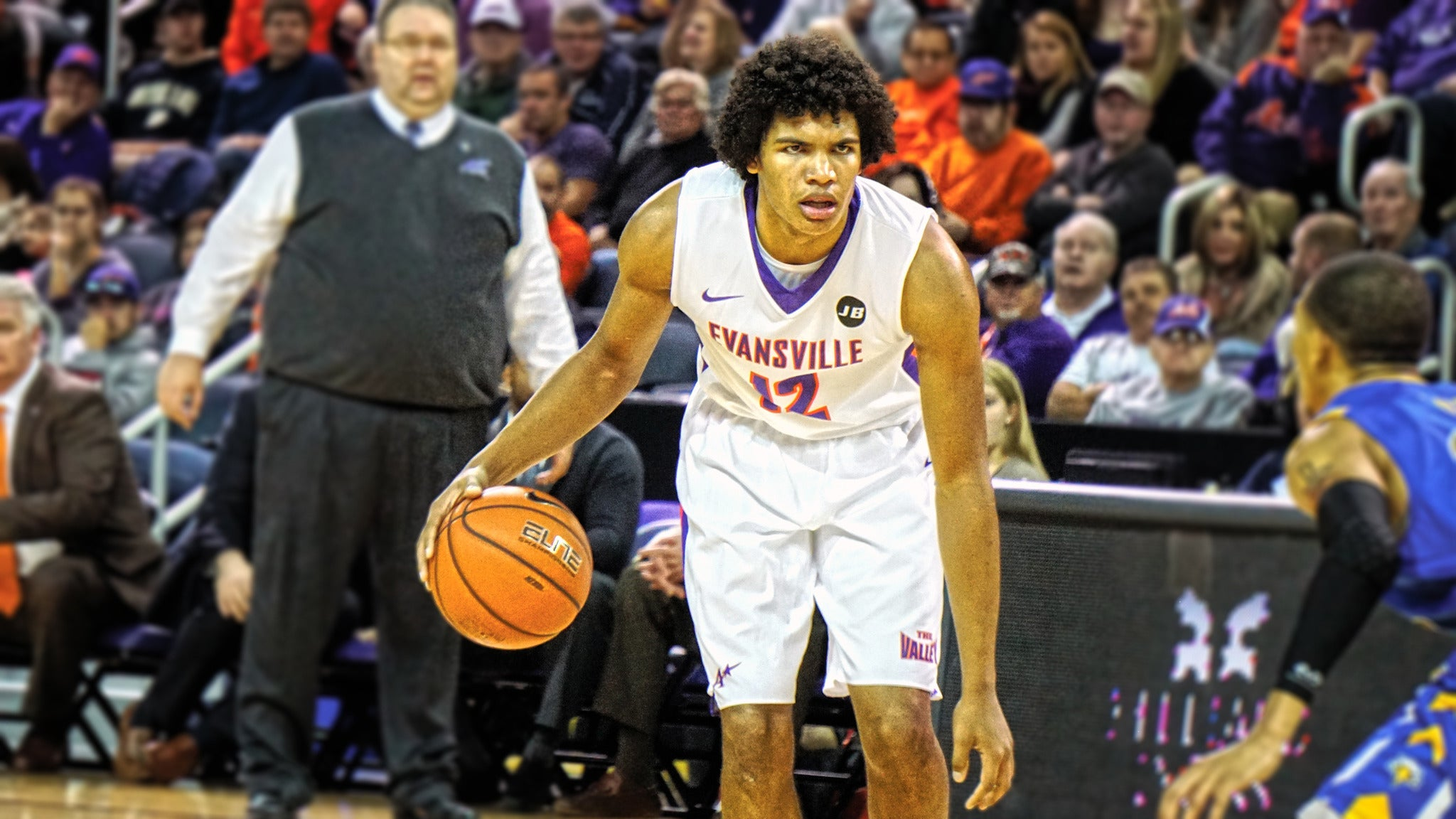 University of Evansville Aces Mens Basketball at Ford Center