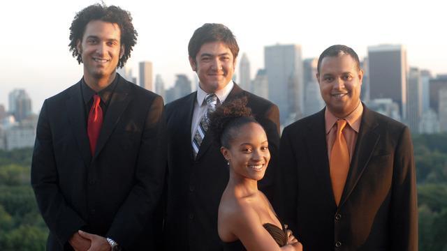 The Harlem Quartet