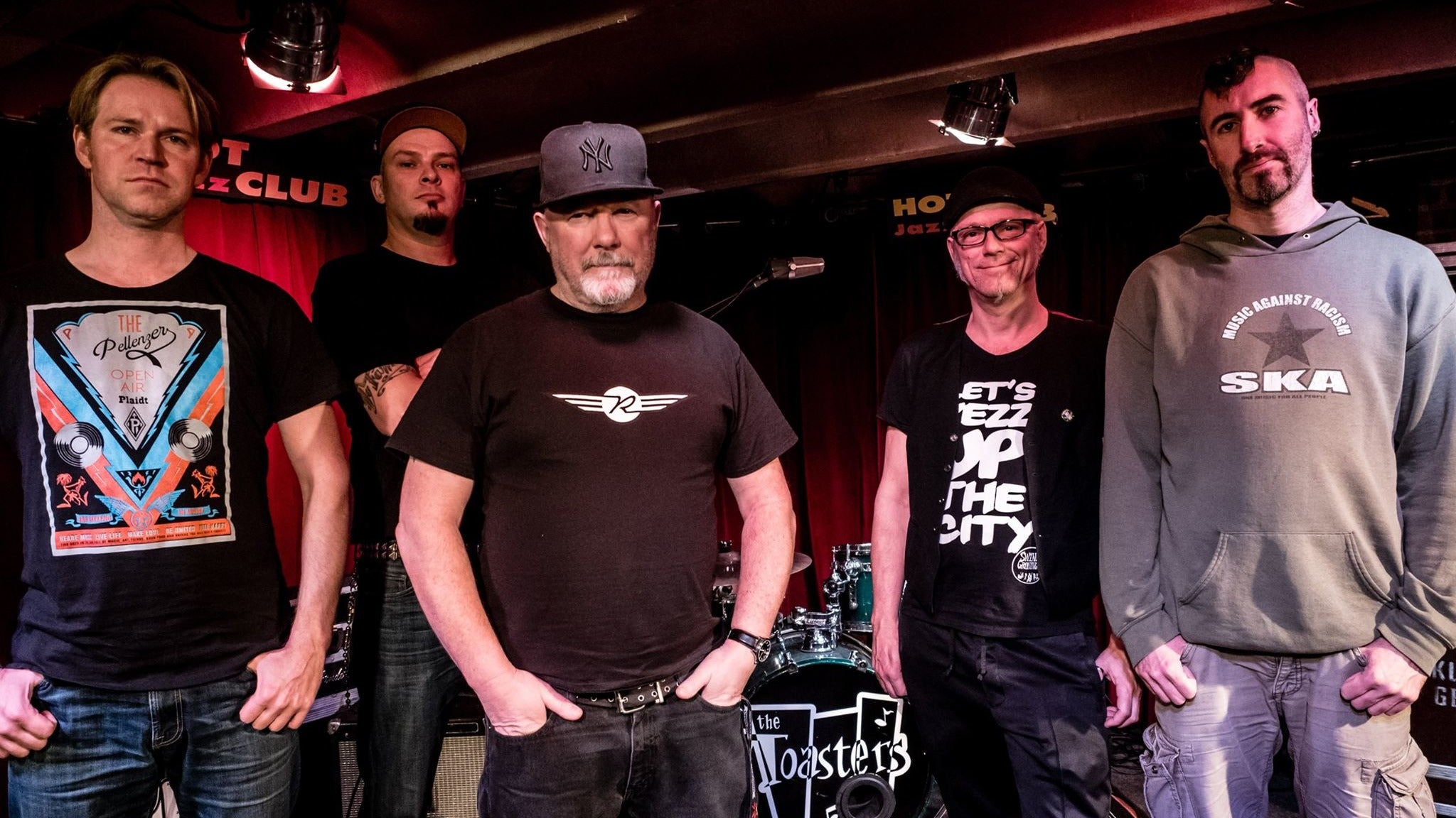 The Toasters, 2 Tone Lizard Kings, Bowcat at Yucca Tap Room