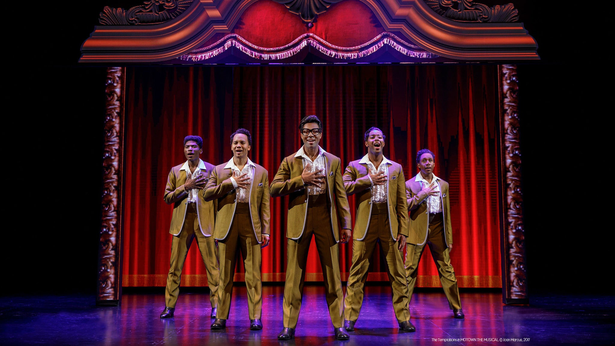 Motown the Musical (Touring) at San Diego Civic Theatre - San Diego, CA 92101