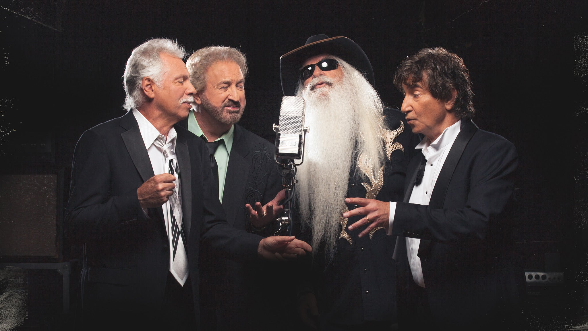 Oak Ridge Boys at Luther F Carson Four Rivers Center